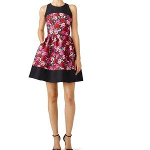 kate spade madison ave Salon Rose Odell Dress 8 nw